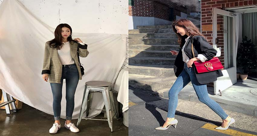 Items You Should Have for Korean Winter Style Look